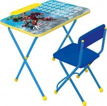 Набор мебели Ника Marvel Мстители Д2А