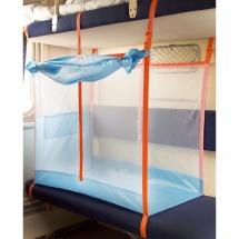 Железнодорожный манеж со шторкой, от 3 лет, Manuni