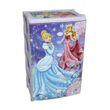 """Комод для игрушек """"Принцессы. Дисней"""", 4 ящика, Альтернатива"""