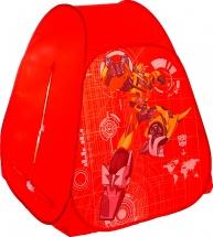 Детская палатка Трансформеры, красный