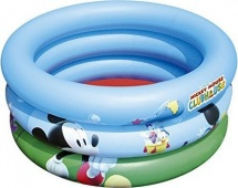 Бассейн BestWay Disney Микки Маус 70х30 см 91018