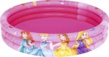 Бассейн BestWay Disney Принцессы 122х25 см 91047