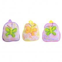"""Детский рюкзак """"Бабочка на цветах"""", 5×23×26см, SLand"""