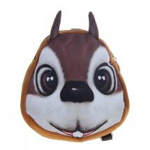 "Детский рюкзак ""Бурундук"", 5×25×25см, SLand"