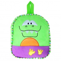 "Детский рюкзак ""Лягушка"", 32×7×45см, SLand"