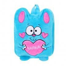 """Детский рюкзак """"Зайка"""", 23×27см, SLand"""