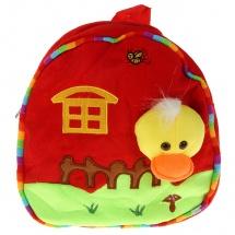 """Детский рюкзак """"Уточка"""", 7×25×29см, SLand"""