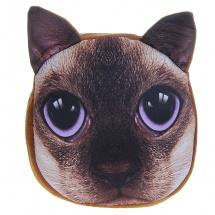 """Детский рюкзак """"Сиамская кошка"""""""", 5×25×25см, SLand"""