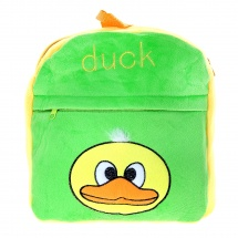 "Детский рюкзак ""Утенок"", 25×6×28 см, SLand"