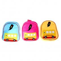 """Детский рюкзак """"Школьный автобус"""", 21×6×27 см, SLand"""