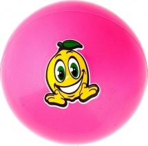 "Мяч ""Лимон"" 9см, Забияка"