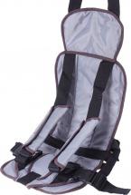 Автокресло бескаркасное Berry Стандарт 9-36 кг Серый