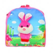 """Детский рюкзак """"Зайчик"""", 5×26×27см, SLand"""