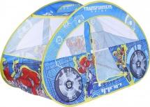 Палатка Играем вместе Transformers машинка