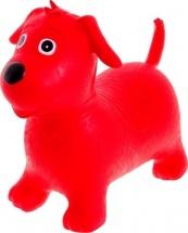 Прыгун Забияка Собачка, красный
