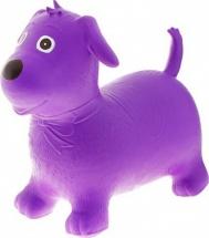 Прыгун Забияка Собачка, фиолетовый