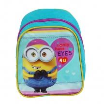 """Детский рюкзак """"Гадкий Я"""", 23*19*8 см, Universal Studios love"""