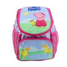 "Детский рюкзак ""Свинка Пеппа. Утка"", сиреневый, 23*19*8 см, PeppaPig"