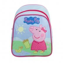 """Детский рюкзак """"Свинка Пеппа. Утка"""", розовый, 23*19*8 см, Peppa Pig"""