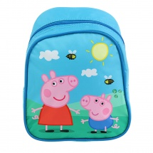 "Детский рюкзак ""Свинка Пеппа"",  23х19х8 см, Peppa Pig"