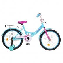 """Велосипед двухколесный """"Classic Girl"""", 20"""", бирюзовый, GRAFFITI"""