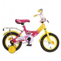 """Велосипед двухколесный """"Classic Girl"""", 12"""", розовый, GRAFFITI"""