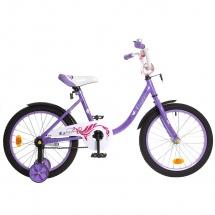 """Велосипед двухколесный """"Fashion girl"""", 18"""", сиреневый, GRAFFITI"""