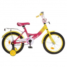 """Велосипед двухколесный """"Classic Girl"""", 16"""", розовый, GRAFFITI"""