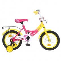 """Велосипед двухколесный """"Classic Girl"""", 14"""", розовый, GRAFFITI"""