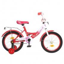 """Велосипед двухколесный """"Classic Girl"""", 16"""", коралловый, GRAFFITI"""