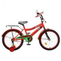 """Велосипед двухколесный """"Premium Racer"""", 20"""", красный, GRAFFITI"""