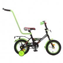 """Велосипед двухколесный """"Classic Boy"""", 12"""", черный, GRAFFITI"""