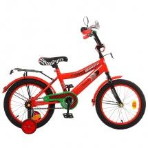 """Велосипед двухколесный """"Premium Racer"""", 16"""", красный, GRAFFITI"""