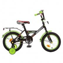 """Велосипед двухколесный """"Classic Boy"""", 14"""", черный, GRAFFITI"""