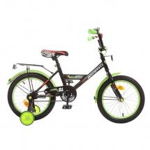 """Велосипед двухколесный """"Classic Boy"""", 16"""", черный, GRAFFITI"""