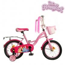 """Велосипед двухколесный """"Принцессы"""", 14"""", розовый, GRAFFITI"""