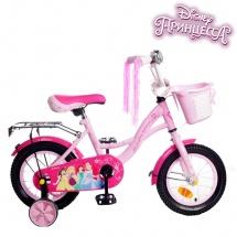 """Велосипед двухколесный """"Принцессы"""", 12"""", розовый, GRAFFITI"""