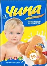 Печенье Экстра Малышок Чипа железосодержащие 180 г