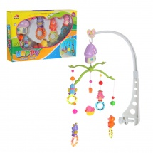 "Мобиль ""Зверятки"", Happy Baby Toys"