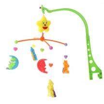 "Мобиль ""Маленькие друзья"", Zovely Baby Toys"
