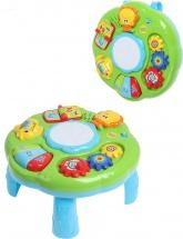 Развивающий столик 2 в 1 Крошка Я Веселая игра