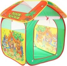 Игровая палатка Играем вместе Теремок