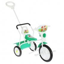 """Велосипед трехколесный """"Малыш 09П"""", зеленый, Старт"""
