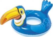 Круг для плавания Intex Пеликан 89 х 56 см