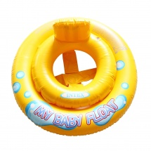 "Круг для плавания ""My baby float"", 67см, 1+, Intex"