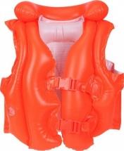 Жилет надувной Intex Делюкс 50х47 см 3-6 лет