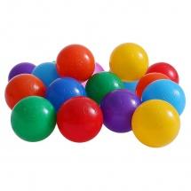 Шарики для сухого бассейна, d=7,5 см, 30 шт.,Крошка Я
