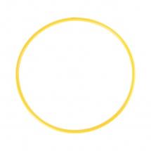 Обруч, 60 см, жёлтый, Желтый