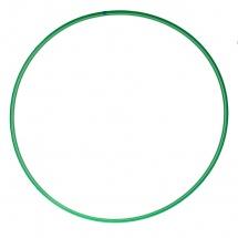Обруч, 70 см, зелёный, Забияка