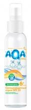 Спрей солнцезащитный SPF 30 с 6 мес. 150 мл, AQA Baby